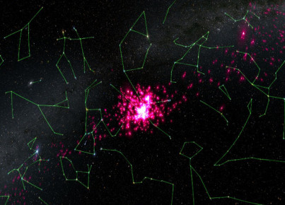 Is the nearest star cluster to the Sun being destroyed?